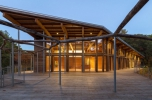 Walden Pond Visitor Center by Maryann Thompson Architects