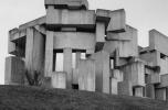 Fritz G. Mayr – Fritz Wotruba: Wotruba templom, Bécs, 1976. Fotó: Fritz Wotruba Foundation, Bécs