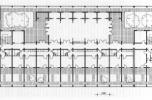 3.kép - Kollektív Ház földszinti alaprajza