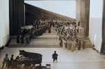A helleraui Festspielhaus Adolphe Appia által tervezett színpada, 1912