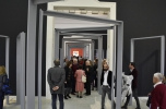 Kiállításdesign és arculat: HEONLAB