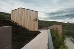 Új szociális ház Caltronban, Olaszország (Mirko Franzoso Architects)