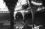 A berlini Grosses Schauspielerhaus nézőtere,1919, archív fotó