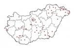 1900–1919 között épült református templomok Magyarországon