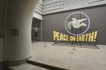 A Velencei Biennálé magyar kiállítása. Várnai Gyula: Peace on Earth!