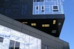 D3 adminisztrációs épület, építészek: Peter Cook, Gavin Robotham, Mark Bagguely, Stefan Lengen, Theresa Heinen - Carbstudio, fotó: Szegő Hanna