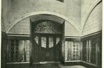Joseph Urban: A bécsi Zedlitzhalle bejárati tere, 1901