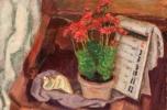 Gergely Tibor: Csendélet, 1930 k. © Magángyűjtemény