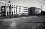Németh Pál – Tálos Gyula (KÖZTI): Megyei Tanács, Salgótarján, archív felvétel 1952. MÉM Boda Gábor hagyaték