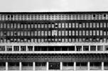 Az Ipari Minisztérium Anyaggazdálkodási Hivatala, építész: Janáky István és Szendrői Jenő, kivitelező: Sorg Építőipari Rt., 1942