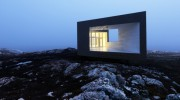 Long Studio, Fogo Islands, 2010. Építész: Saunders Architecture