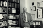 Simon Wiesenthal (c) Horst Tappe-Stiftung