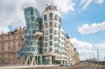 Frank Gehry: Táncoló ház, Prága, 1981