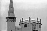 A rárosmulyadi templom főhomlokzata, 1909 © Medgyaszay Emlékhely