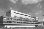Vertesz irodaház, Budapest, 1963. Fotó: Modern Ipari Építészetért Alapítvány, Iparterv fotóarchívum
