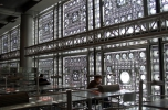 Jean Nouvel: Arab Világ Intézete, Párizs, 1987